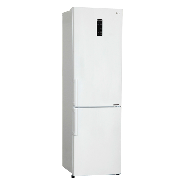 Холодильник с нижней морозильной камерой LG GA-B499YVUZ велосипед geuther велосипед my runner серо зеленый