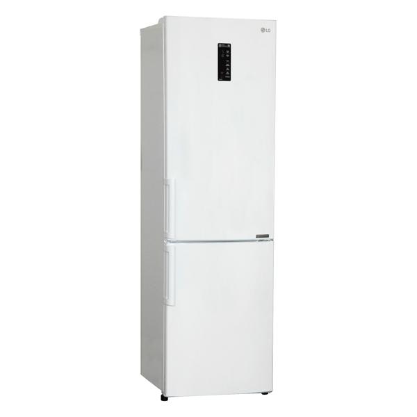 Холодильник с нижней морозильной камерой LG GA-B499YVUZ автомагнитола kenwood kmm 103gy usb mp3 fm 1din 4х50вт черный