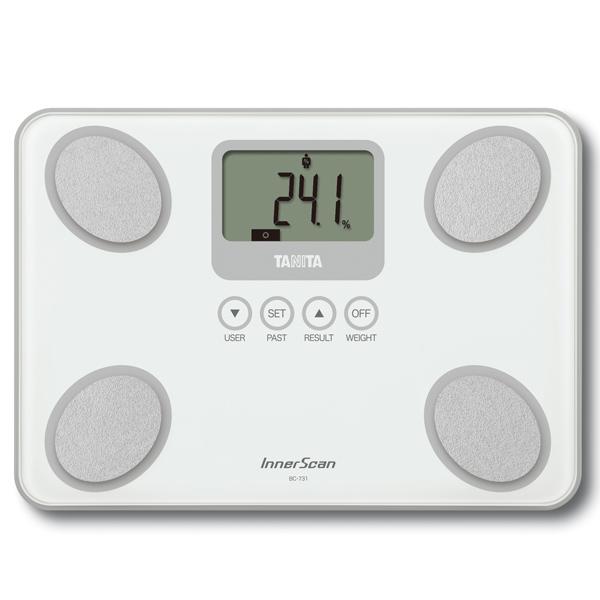 Весы напольные Tanita BC-731 White весы напольные tanita bc 731 black