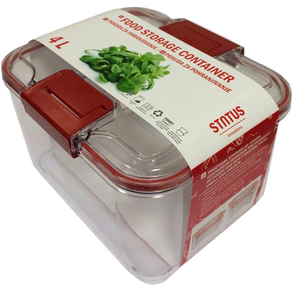 Контейнер для вакуумного упаковщика Status