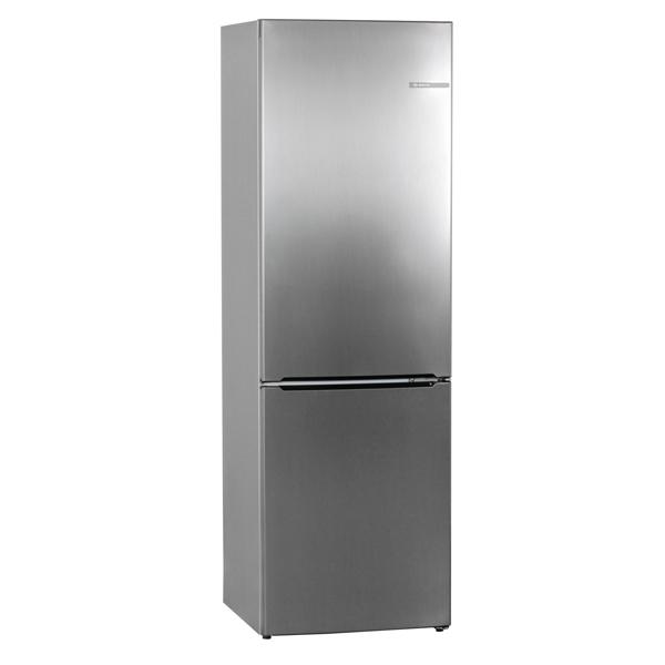 Холодильник с нижней морозильной камерой Bosch NatureCool Serie | 4 KGV36XL2AR холодильник с нижней морозильной камерой bosch serie 4 kge39xw2ar