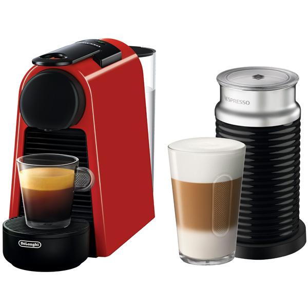 Кофемашина капсульного типа Nespresso De Longhi EN85.RAE  последний резерв ставки