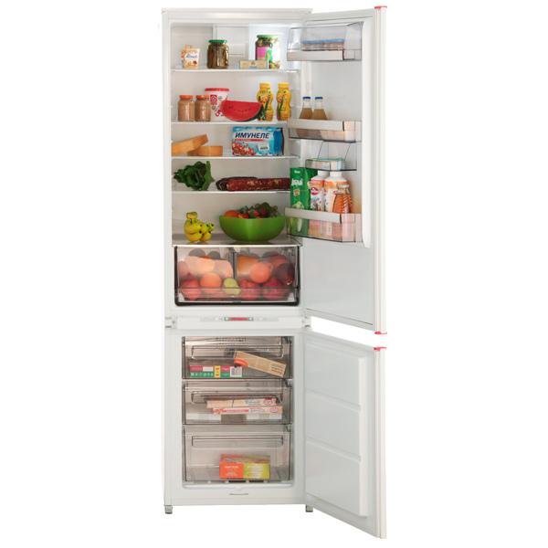 Встраиваемый холодильник комби AEG
