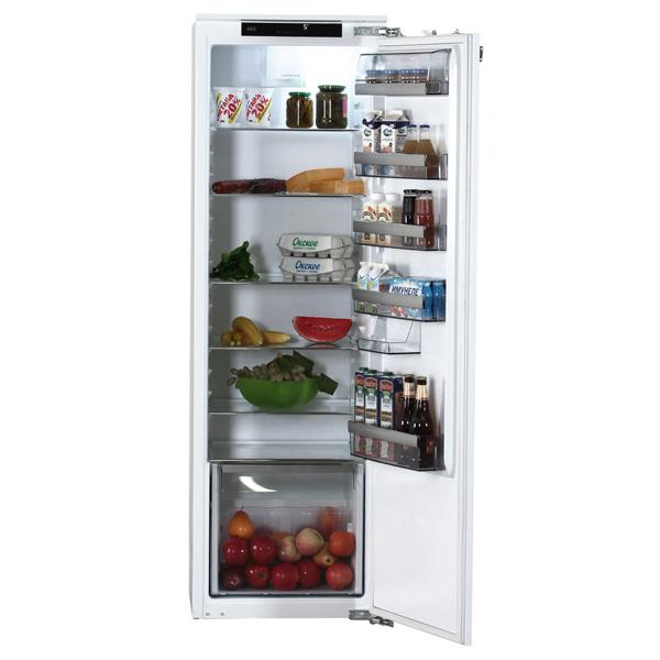 Встраиваемый холодильник однодверный AEG SKR81811DC