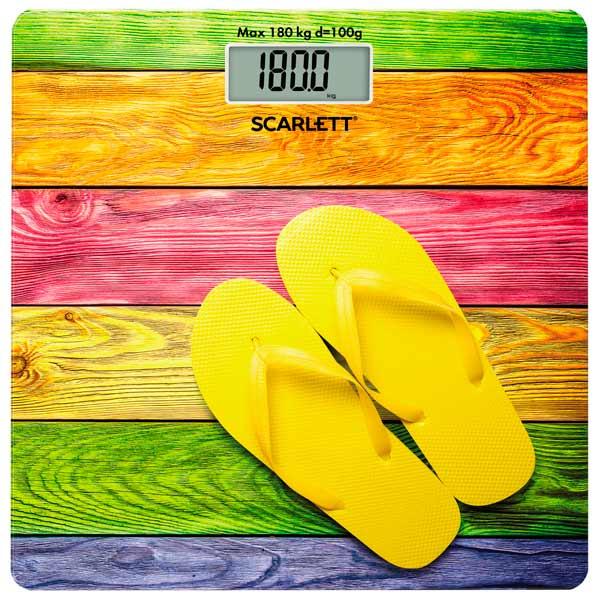 Весы напольные Scarlett SC - BS33E057