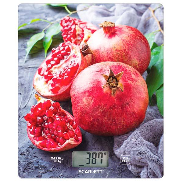 Весы кухонные Scarlett SC - KS57P30