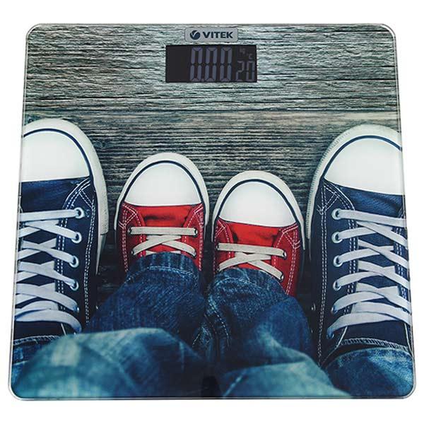 Весы напольные VITEK