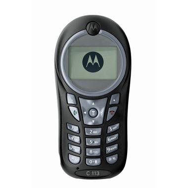 Motorola C113 Инструкция Пользователя - фото 2