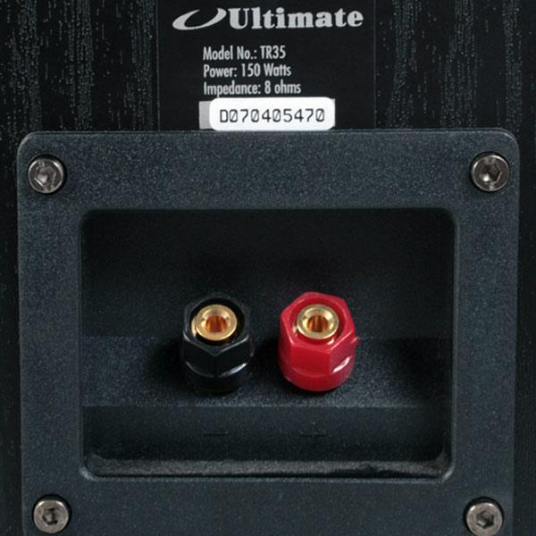 Купить Напольные колонки Ultimate Stage TR 35 Black недорого