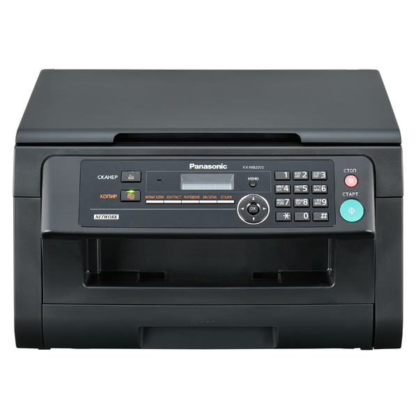 Лазерное МФУ Panasonic KX-MB2000RUB
