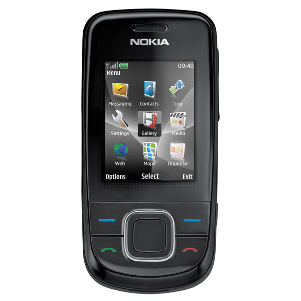 Nokia slide phones