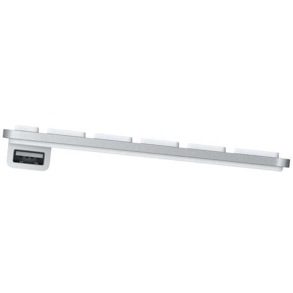Купить Клавиатура проводная Apple Apple MB110RU/B недорого