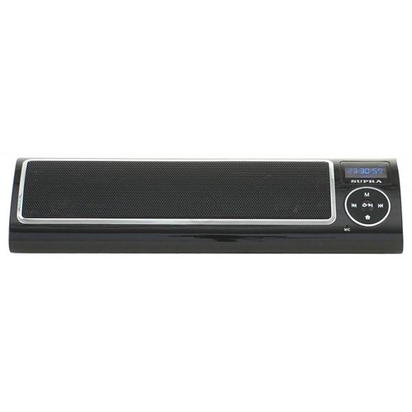 Радиоприемник Supra PAS-6255 Black