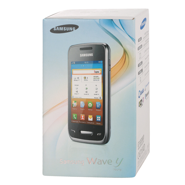 Can i install Android on Samsung S5380 Wave Y