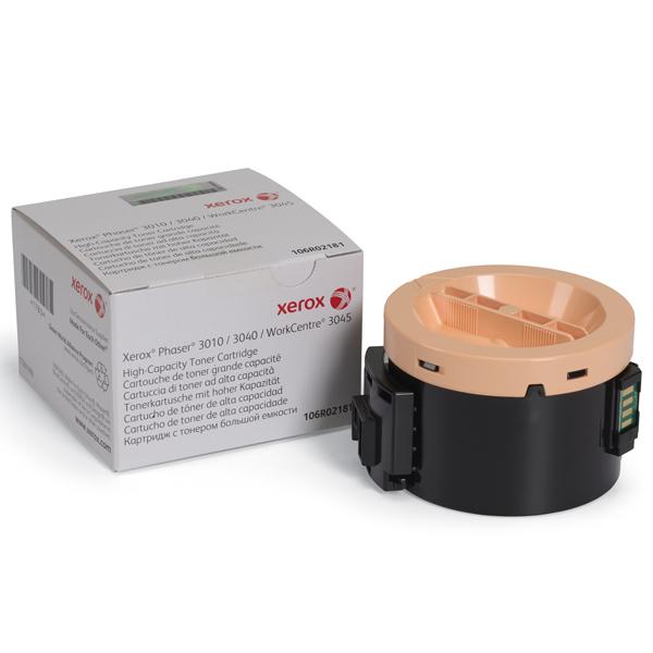 Картридж для лазерного принтера XeroxКартриджи для лазерных принтеров<br>Ресурс картриджа (A4): 1000 страниц,<br>Черный картридж: Да,<br>Цвет порошка: черный,<br>Картриджей в комплекте: 1,<br>Номер картриджа: 106R02181<br>
