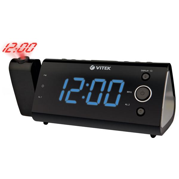 Часы витек с радио инструкция