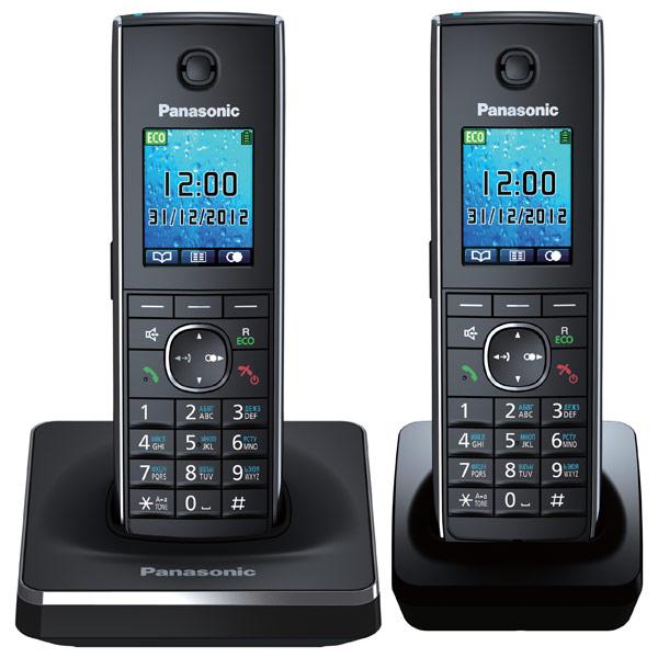 Телефон DECT Panasonic KX-TG8552RUB panasonic kx tg8061 rub dect телефон