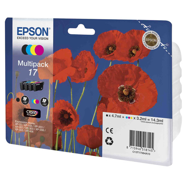 �������� ��� ��������� �������� Epson MultiPack 17A10 C13T17064A10