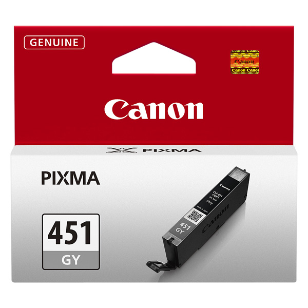 Картридж для струйного принтера Canon CLI-451 GY
