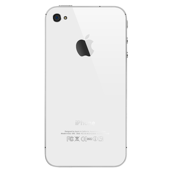 Купить Смартфон Apple iPhone 4S 8Gb White (MF266RU/A) недорого