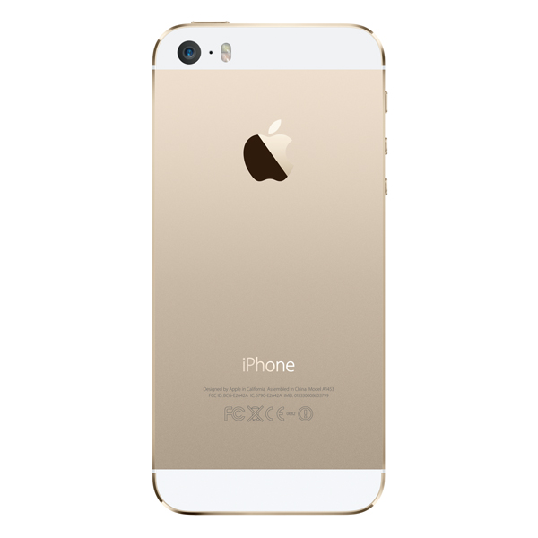 Купить Смартфон Apple iPhone 5S 32Gb Gold (ME437RU/A) недорого