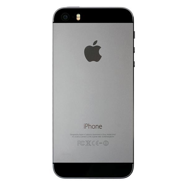 Купить Смартфон Apple iPhone 5S 64Gb Space Gray (ME438RU/A) недорого