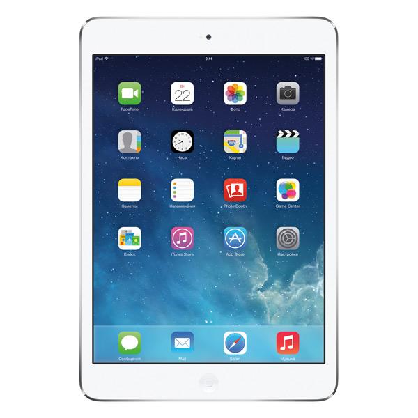 Планшет Apple iPad mini 2 16Gb Wi-Fi Silver (ME279)