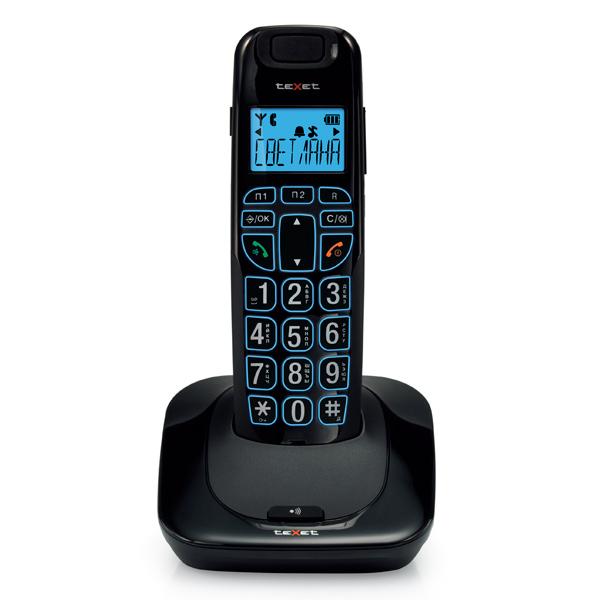 Радиотелефон DECT teXet