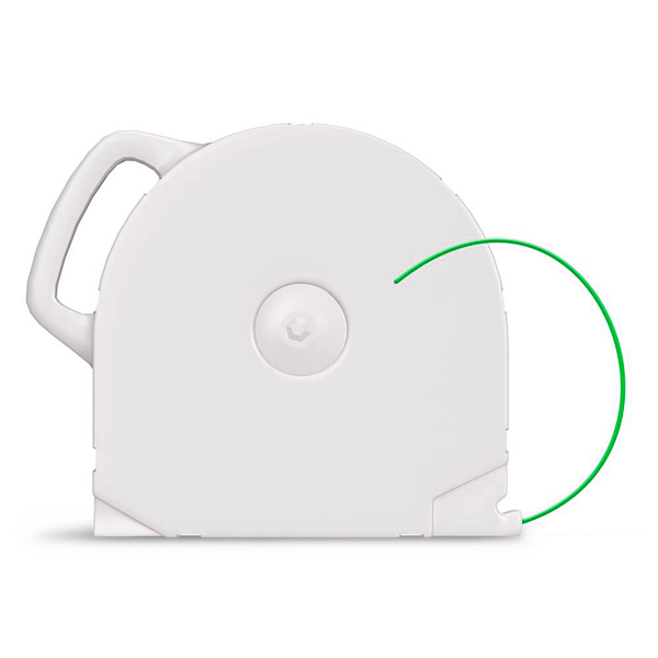 Картридж для 3D-принтера 3D Systems CubeX ABS Неоновый Зеленый 401412