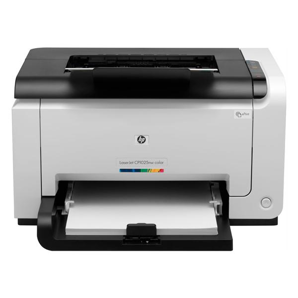 Лазерный принтер (цветной) HP LaserJet Pro CP1025nw