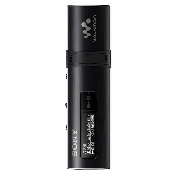 Портативный медиаплеер Sony NWZ-B183F Black