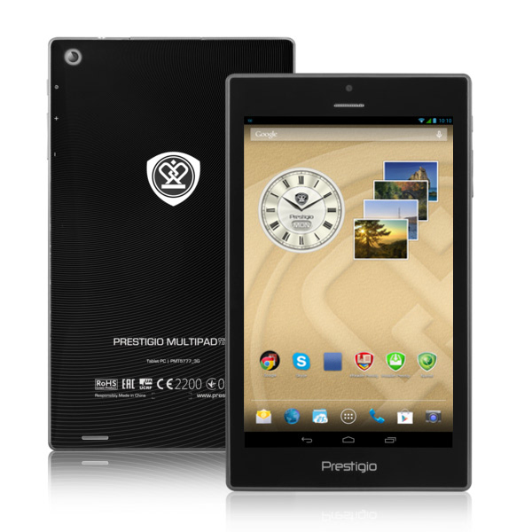 Prestigio Multipad Color PMT5777 16Gb 3G Black