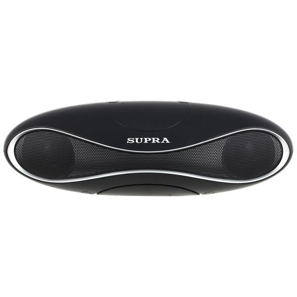 Беспроводная акустика Supra BTS-555 Silver