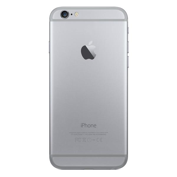 Купить Смартфон Apple iPhone 6 16GB Space Gray (MG472RU/A) недорого  Москва, Екатеринбург, Уфа, Новосибирск