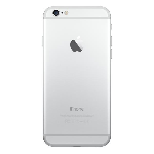 Купить Смартфон Apple iPhone 6 64GB Silver (MG4H2RU/A) недорого
