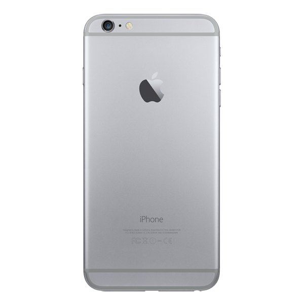 Купить Смартфон Apple iPhone 6 Plus 16GB Space Gray (MGA82RU/A) недорого