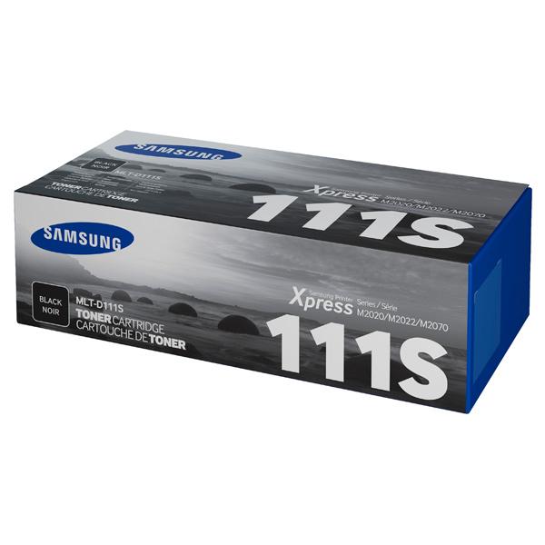 Картридж для лазерного принтера SamsungКартриджи для лазерных принтеров<br>Цвет порошка: черный,<br>Черный картридж: Да,<br>Номер картриджа: 111S,<br>Ресурс картриджа (A4): 1000 страниц,<br>Картриджей в комплекте: 1,<br>Краткое описание: 111S;черный;1000 страниц<br>