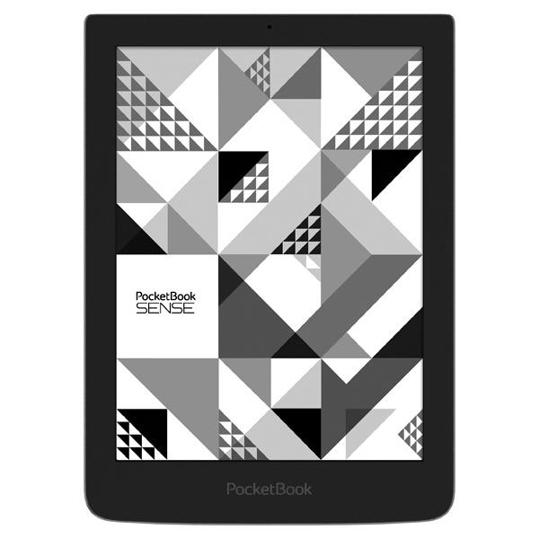 PocketBook 630 Fashion Gray + чехол Kenzo Black