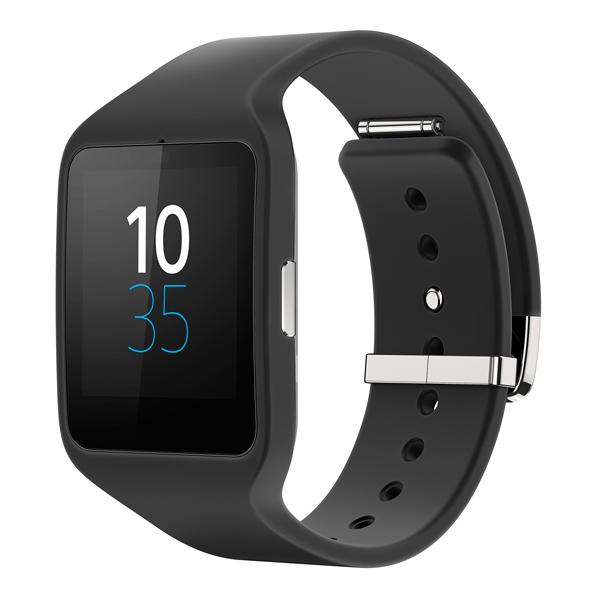 Смарт-часы Sony SmartWatch 3 SWR50 Black