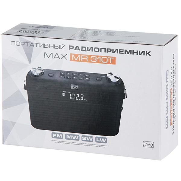 Радиоприемник MAX MR-310T 30008