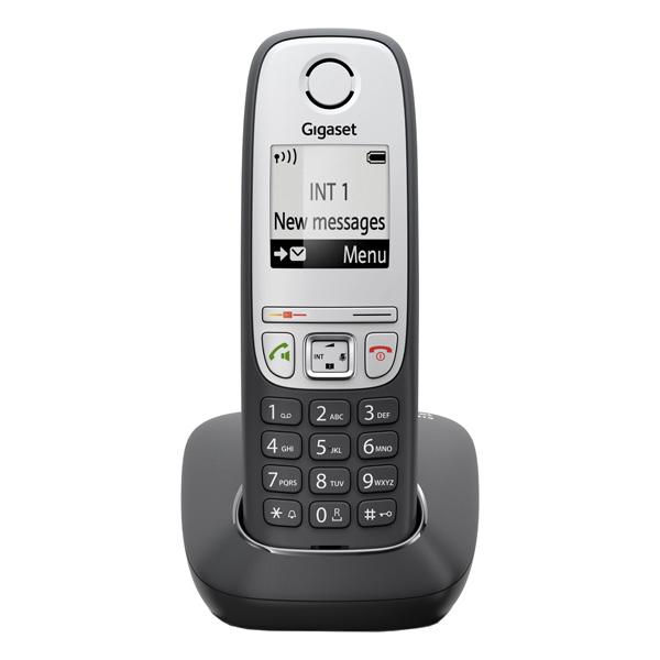 Радиотелефон DECT Gigaset A415 Black