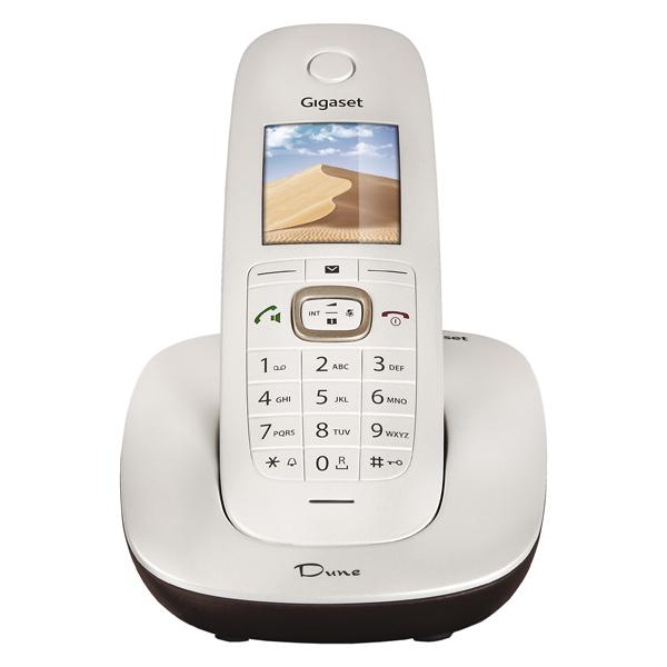 Купить Телефон DECT Gigaset CL540 Dune