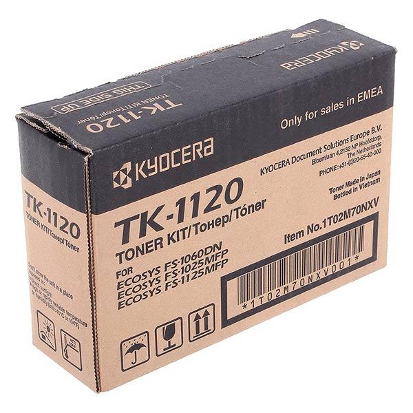 Картридж для лазерного принтера Kyocera TK-1120