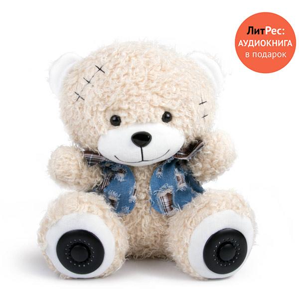 teXet TPA-3009 Bear White + Аудиокнига
