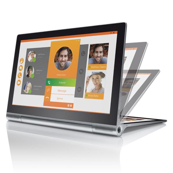 Lenovo Yoga Tablet 2 Pro 13.3 32Gb Wi-Fi Silver