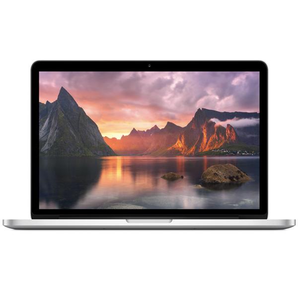 Ноутбук Apple осмотр компьютерной техники