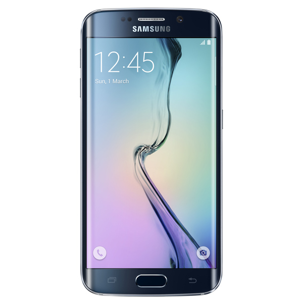Смартфон Samsung Galaxy S6 edge 128Gb SM-G925F Black Sapphire