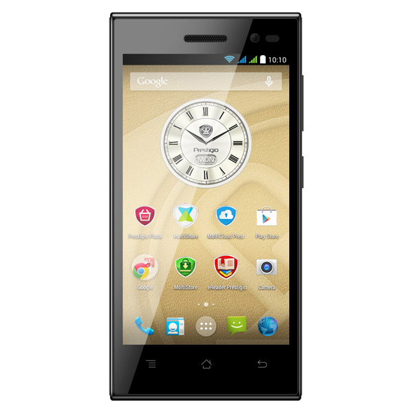 Prestigio, Смартфон, Muze A3 3452 Duo Black