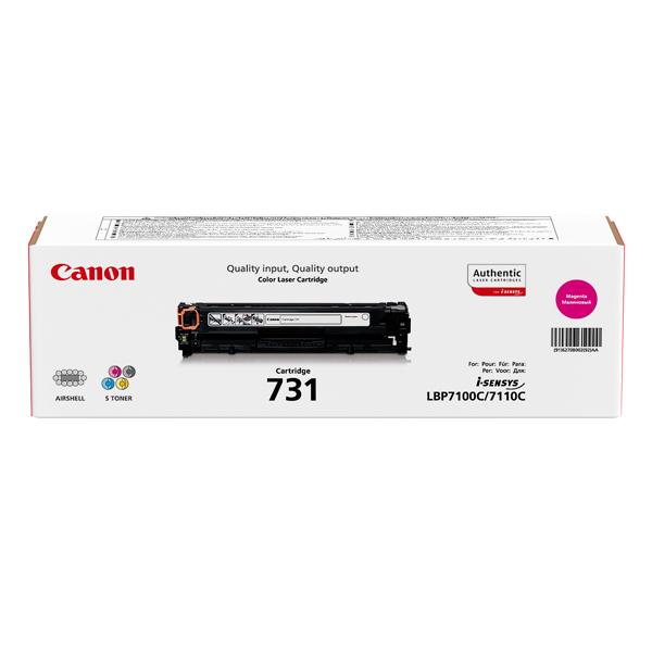 Картридж для лазерного принтера Canon 731 M