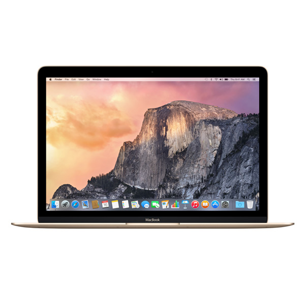 Ноутбук Apple MacBook 12″ Core M1.3/8/512 SSD Gold(Z0RX0002J)